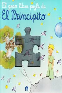 GRAN LIBRO PUZLE DE EL PRINCIPITO,EL: portada