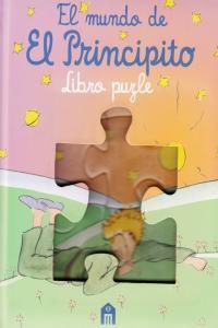MUNDO DE EL PRINCIPITO,EL - PUZLE: portada