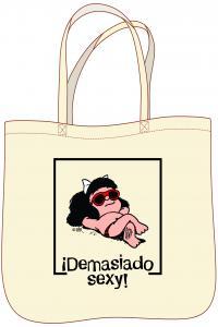 BOLSA MAFALDA DEMASIADO SEXY 2ªED: portada