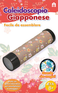 CALEIDOSCOPIO JAPONES: portada