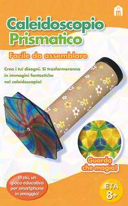 CALEIDOSCOPIO PRISMATICO: portada