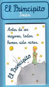 IMAN EL PRINCIPITO ANTES DE SER MAYORES TODOS HEMOS 2ªED: portada