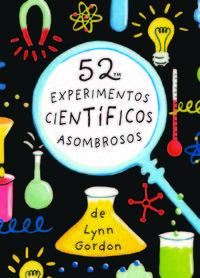 BARAJA 52 EXPERIMENTOS CIENTIFICOS ASOMBROSOS 3ªED: portada
