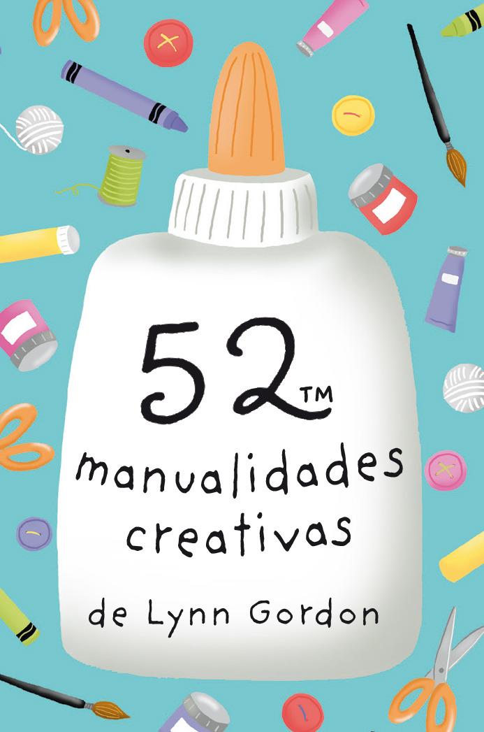 Baraja 52 Manualidades creativas: portada