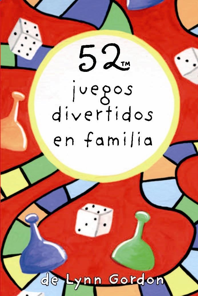 52 Juegos divertidos en familia: portada