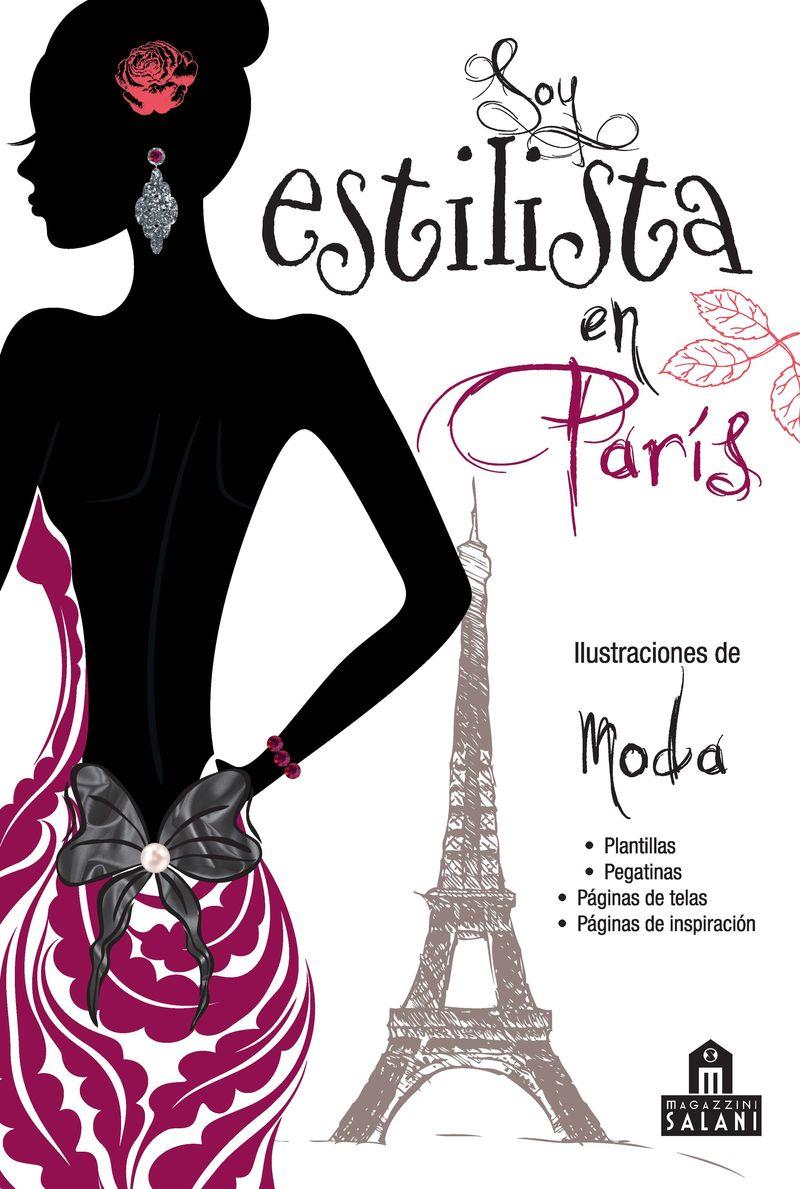 Soy estilista en París: portada