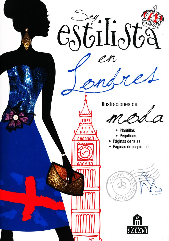 Soy estlista en Londres: portada