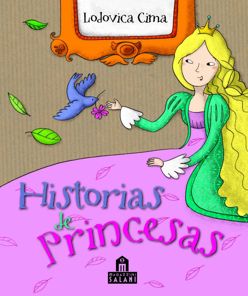 Historias de princesas: portada