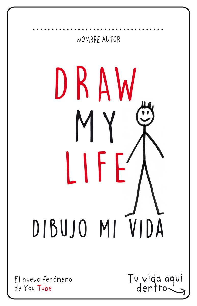 DRAW MY LIFE: portada