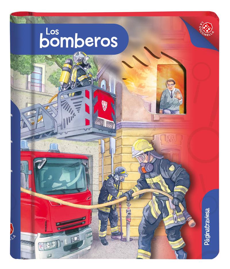 Los bomberos: portada