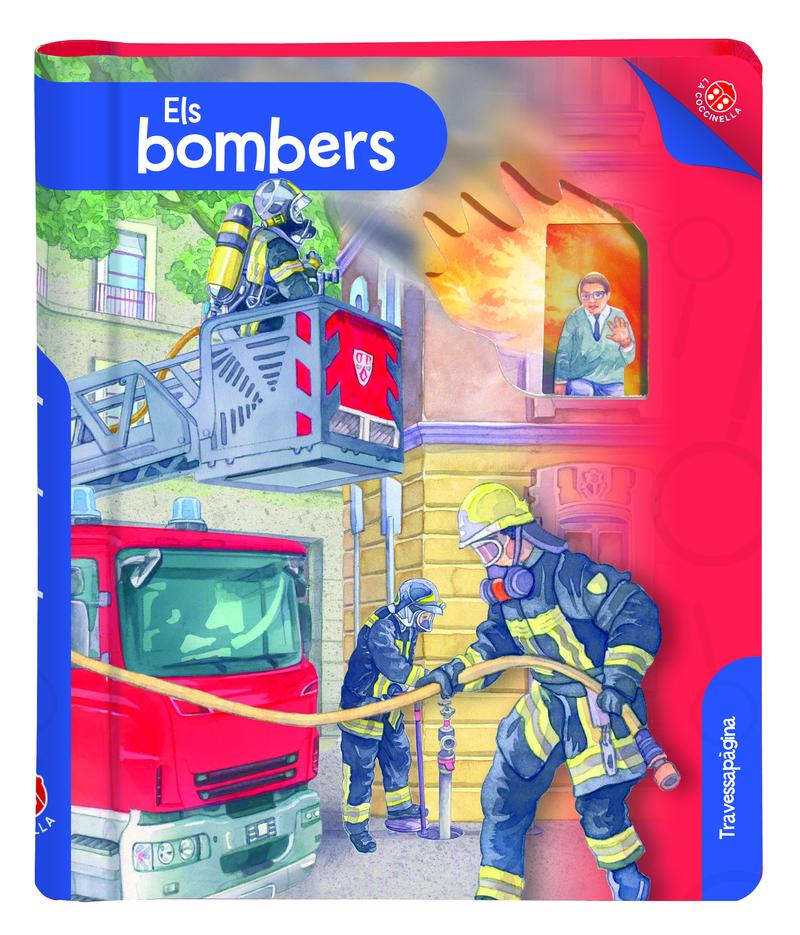 Els bombers: portada