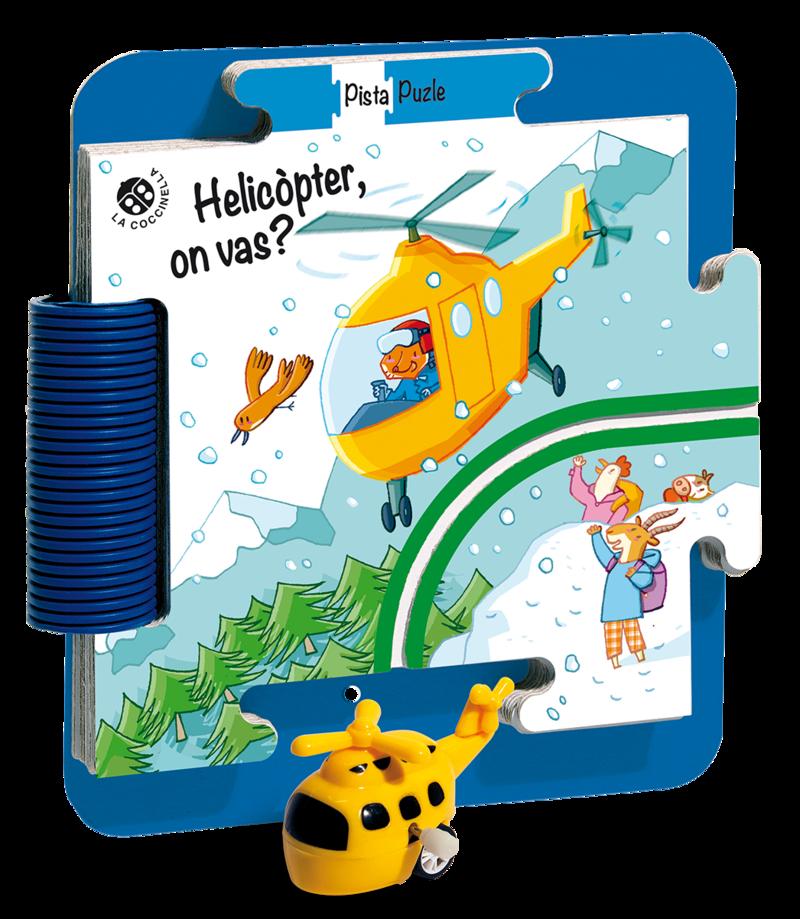 Helicòpter, on vas?: portada