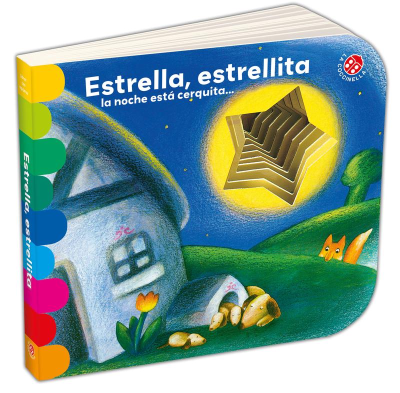 Estrella, estrellita, la noche está cerquita…: portada