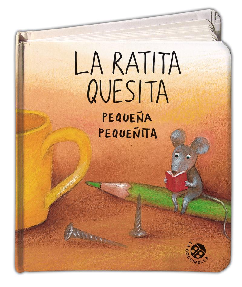 La ratita Quesita pequeña pequeñita: portada