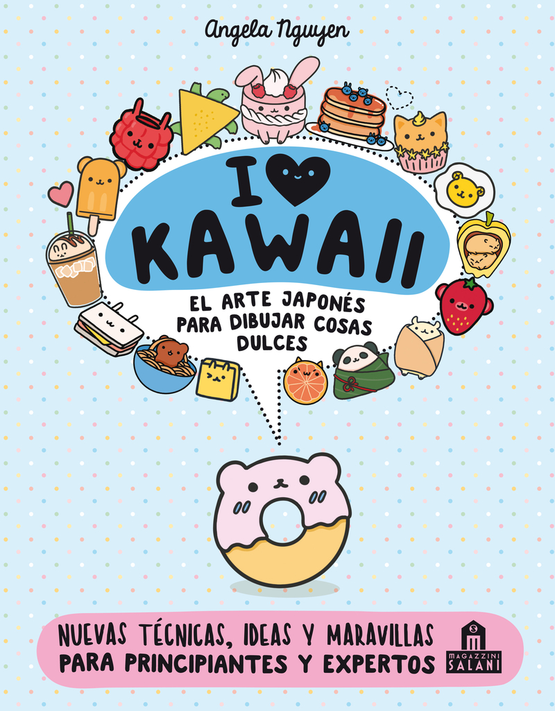 I love Kawaii: portada