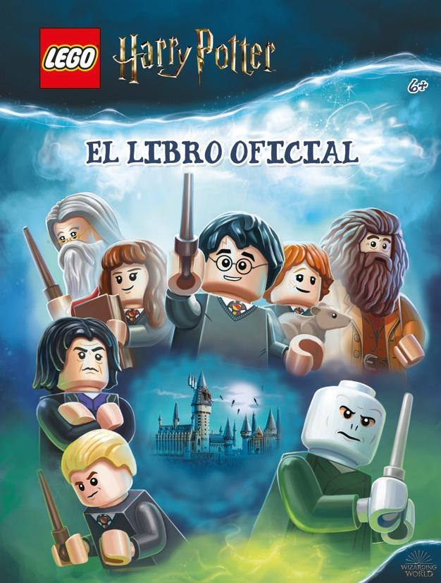 Harry Potter LEGO: El libro oficial: portada