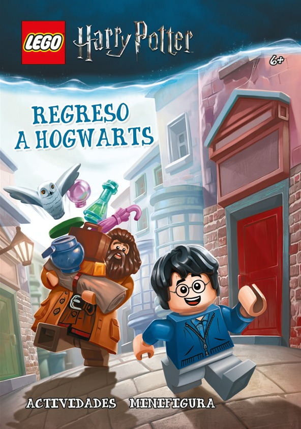 Harry Potter LEGO: Regreso a Hogwarts: portada