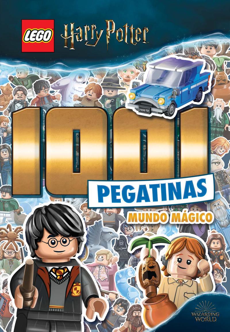 Harry Potter LEGO: 1001 pegatinas: portada