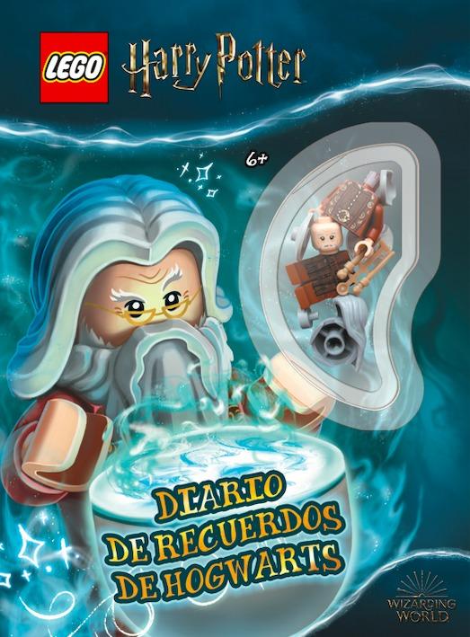 Harry Potter LEGO: Diario de recuerdos de Hogwarts: portada