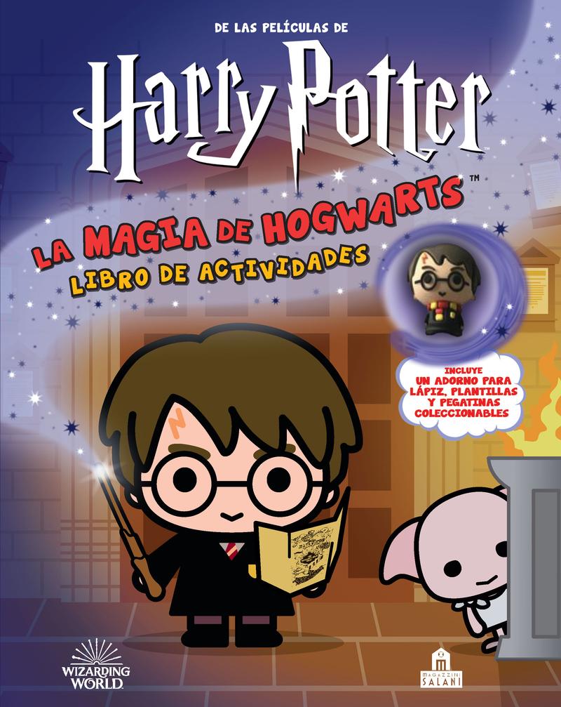 Harry Potter. La Magia de Hogwarts: portada