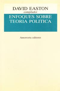 ENFOQUES SOBRE TEOR�A POL�TICA: portada