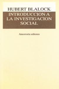 INTRODUCCIóN A LA INVESTIGACIóN SOCIAL: portada