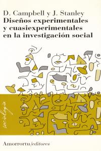 DISEñOS EXPERIMENTALES Y CUASIEXPERIMENTALES EN LA INVESTIGA: portada