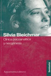 CLíNICA PSICOANALíTICA Y NEOGéNESIS: portada