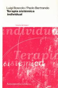 TERAPIA SISTéMICA INDIVIDUAL: portada