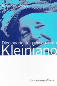 DICCIONARIO DEL PENSAMIENTO KLEINIANO: portada