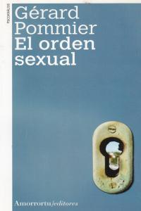 EL ORDEN SEXUAL (2A ED): portada