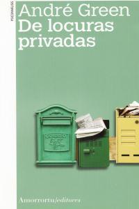 DE LOCURAS PRIVADAS (2A ED): portada