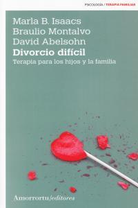 DIVORCIO DIFíCIL (2A ED.): portada