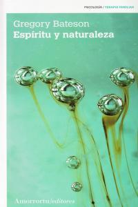 ESPíRITU Y NATURALEZA: portada
