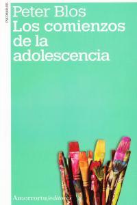 LOS COMIENZOS DE LA ADOLESCENCIA: portada