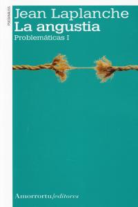 LA ANGUSTIA (2A ED): portada