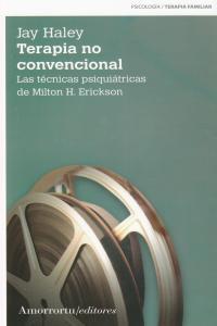 TERAPIA NO CONVENCIONAL (2a ED): portada