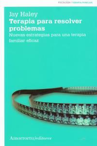 TERAPIA PARA RESOLVER PROBLEMAS (3A ED): portada