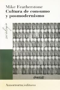 CULTURA DE CONSUMO Y POSMODERNISMO: portada