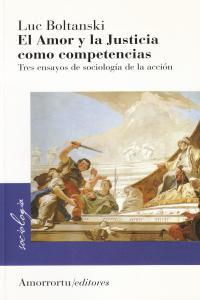 EL AMOR Y LA JUSTICIA COMO COMPETENCIAS: portada