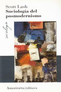 SOCIOLOGíA DEL POSMODERNISMO: portada