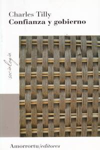 CONFIANZA Y GOBIERNO: portada