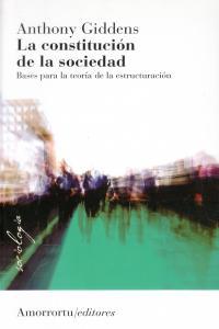 LA CONSTITUCI�N DE LA SOCIEDAD: portada