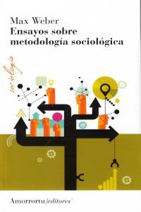 ENSAYOS SOBRE METODOLOGIA SOCIOLOGICA (2a ED): portada