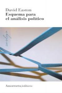 ESQUEMA PARA EL ANÁLISIS POLÍTICO (3A ED): portada