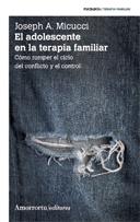 EL ADOLESCENTE EN LA TERAPIA FAMILIAR (2A ED): portada