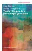 TEOR�A Y T�CNICA DE LA PSICOTERAPIA GUEST�LTICA: portada