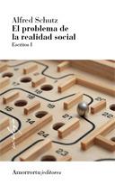 EL PROBLEMA DE LA REALIDAD SOCIAL (3ª edición): portada