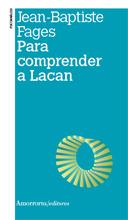 PARA COMPRENDER A LACAN (NE): portada