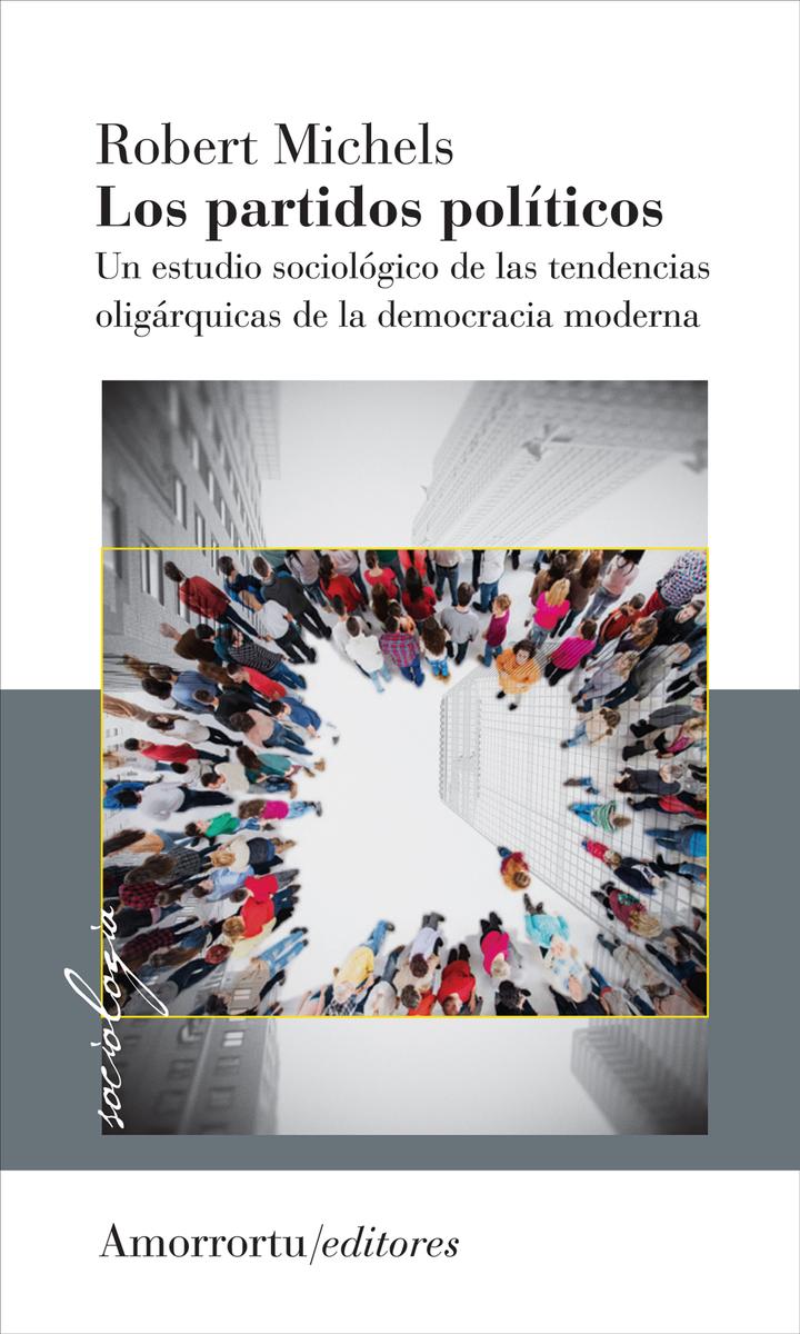 LOS PARTIDOS POLÍTICOS - 1 VOL: portada